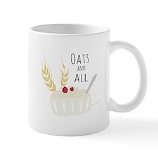 Oats And All Mugs