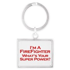 I'm a Firefighter, What's Your Super Power? Keycha