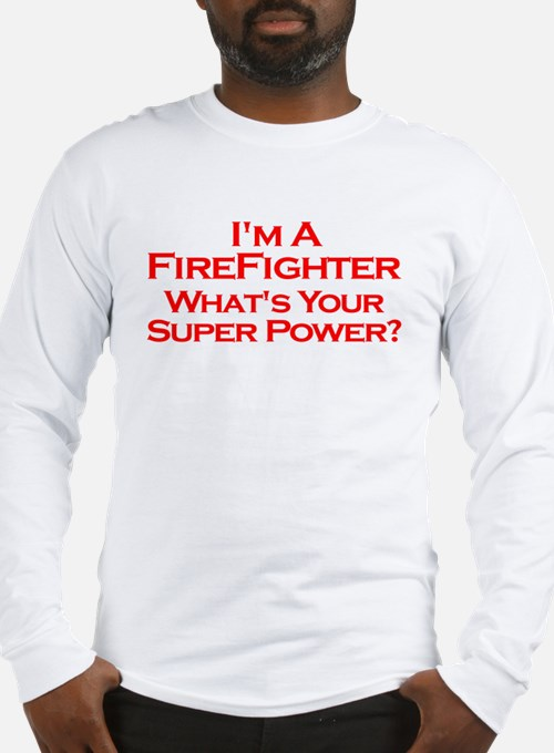 I'm a Firefighter, What's Your Super Power? Long S
