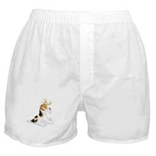 Wire Fox Terrier Reindeer Boxer Shorts