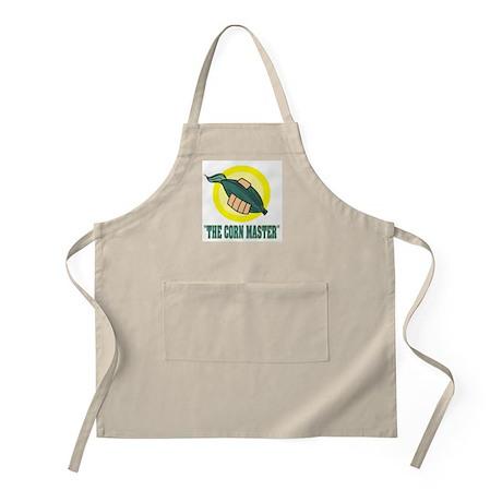 The Corn Master BBQ Apron
