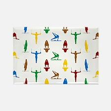Mens Gymnastics Magnets