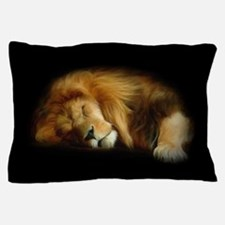 Sleeping Lion Pillow Case