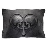 Gothic skull heart Bedroom Décor