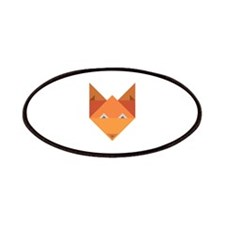 Origami Fox Patches