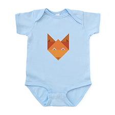Origami Fox Body Suit