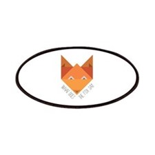 Fox Say Patches