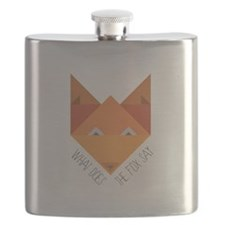 Fox Say Flask