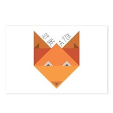 Sly Fox Postcards (Package of 8)