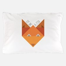 Sly Fox Pillow Case