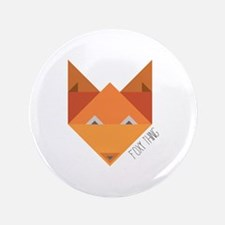 """Foxy Thing 3.5"""" Button"""