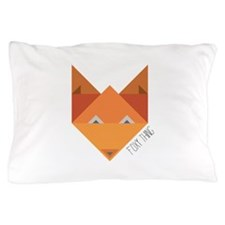 Foxy Thing Pillow Case