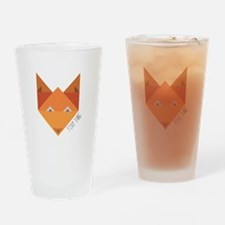 Foxy Thing Drinking Glass