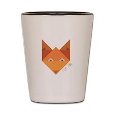 Foxy Thing Shot Glass