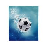 Soccer Blankets
