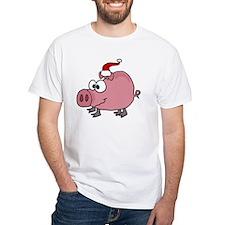 Christmas Pig Shirt