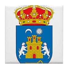 Escudo de Alanís (Sevilla) Tile Coaster