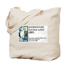 Information Matrix Camp Produ Tote Bag