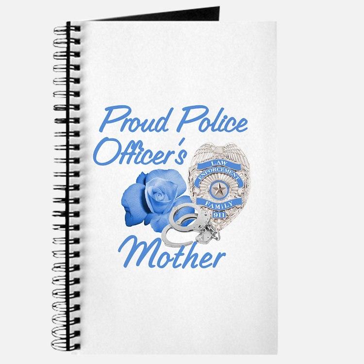 Blue Rose Police Mother Journal