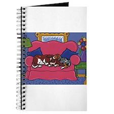 Bassets Make Good Pillows Journal