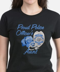 Blue Rose Police Aunt Tee