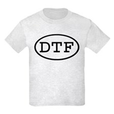 DTF Oval T-Shirt