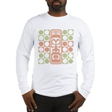 Tiki Dots Long Sleeve T-Shirt