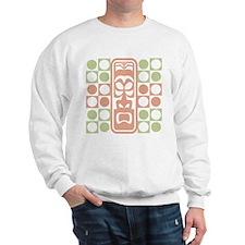 Tiki Dots Sweatshirt