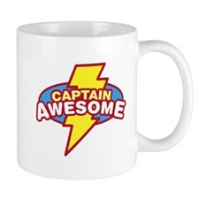 captawesome.png Mugs