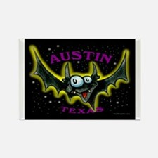 AustinBattyCards Magnets