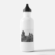 iwo jima Water Bottle