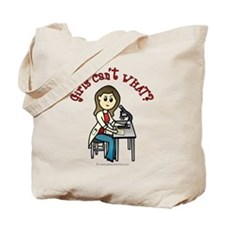 Light Scientist Tote Bag