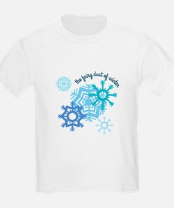 The Fairy Dust Of Winter T-Shirt