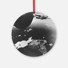 iwo jima Ornament (Round)