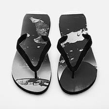 iwo jima Flip Flops