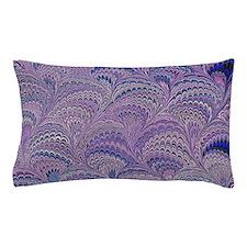 Mauve Fanfair Pillow Case