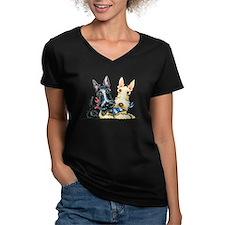 Scottie Gingham Cuties T-Shirt