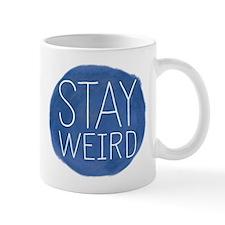 Stay Weird Mugs