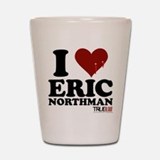 I Heart Eric Northman Shot Glass