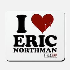 I Heart Eric Northman Mousepad