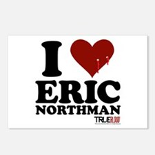 I Heart Eric Northman Postcards (Package of 8)