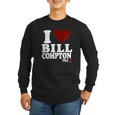 I Heart Bill Compton T