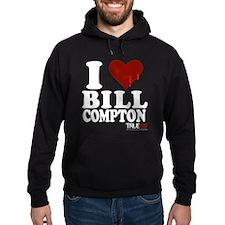 I Heart Bill Compton Hoody