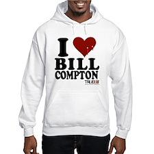 I Heart Bill Compton Jumper Hoody