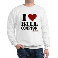 I Heart Bill Compton Jumper