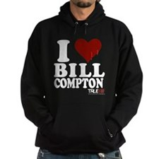 I Heart Bill Compton Hoody