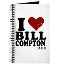 I Heart Bill Compton Journal