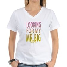 Looking for my Mr. Big Shirt