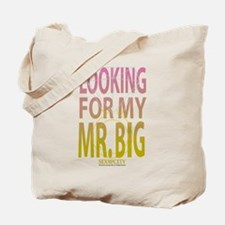 Looking for my Mr. Big Tote Bag