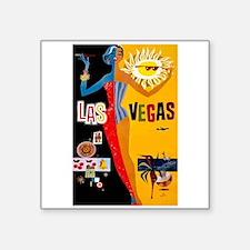 Las Vegas Vintage Sticker